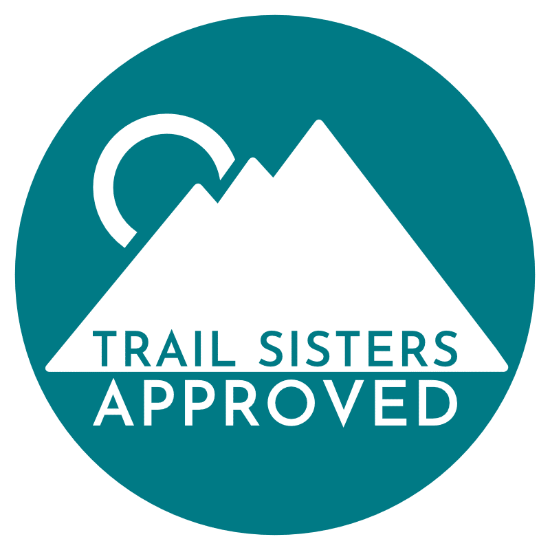 We Are Proud to be Trail Sisters Approved